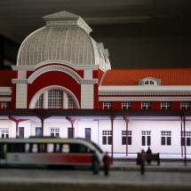 Railway Station Varna