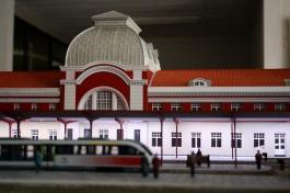 Железопътна гара Варна